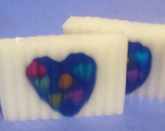 Conversation Hearts MP Soap
