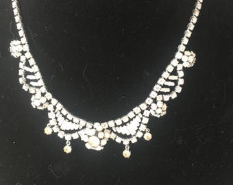 Sparkly Diamante Necklace [SKU159]