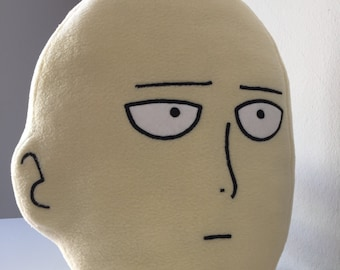 One punch man Pillow Saitama Handmade Fanart