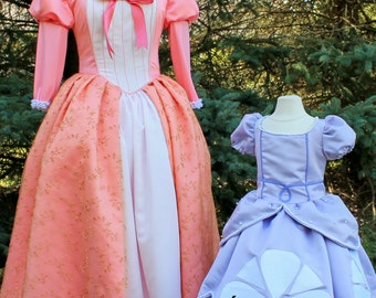 Queen Miranda Costume, Sofia the First Family Costumes, Ladies Costumes, Custom Costumes for Women, Cosplay Costumes