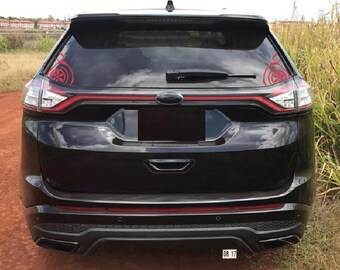 More Colors Ford Edge