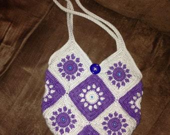 Crochet Sunshine Bag