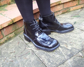 Mens Black Boot