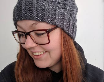 Warm Sparkly Hat