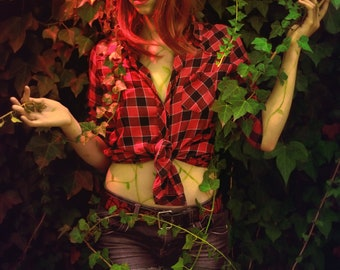 Farmer Poison Ivy - PRINT