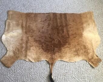 Hartebeest Backskin Rug