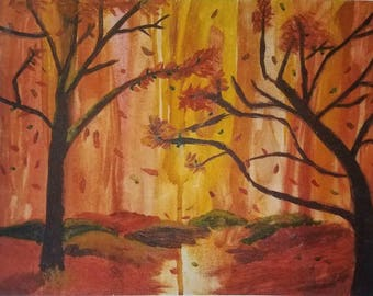Autumn Fire
