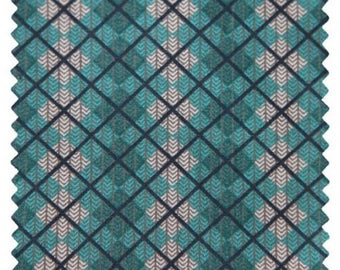 Cotton green lochness highland 100% cotton