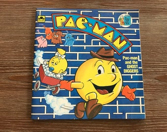 Pac-Man: Pac-Man and the GHOST DIGGERS (1983)