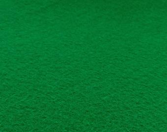 Pirate Green Felt Sheets - 6 pcs - Rainbow Classic Eco Fi Craft Felt Supplies
