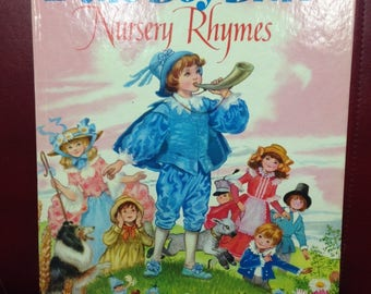 Little Boy Blue Nursery Rhymes