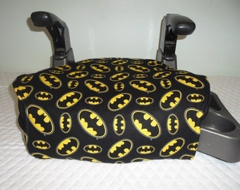 Batman  toddler booster seat cover