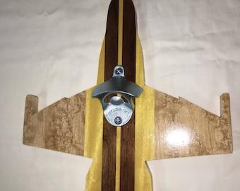F-18 Hornet Magnetic Bottle Opener