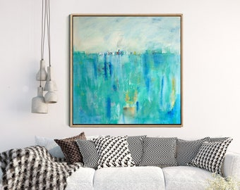 Abstract Art, Giclee Print,  Abstract Painting, Modern Art , Fine Art Print, Contemporary Art, Abstract Landscape
