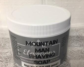 Men's Shaving Soap 3 ounces (85 gms)