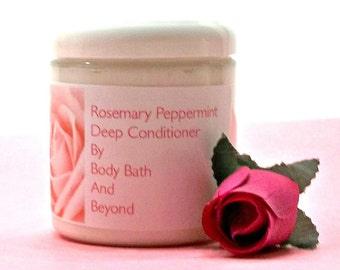 Rosemary Peppermint Deep Conditioner