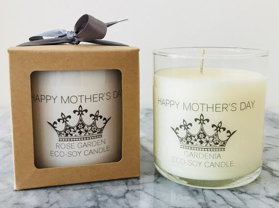 Mother's Day Soy Candle