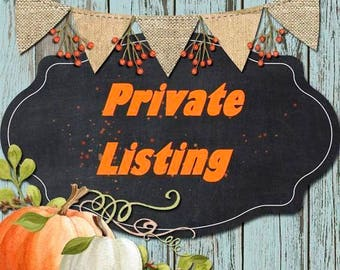 Private Listing for laurie dougherty