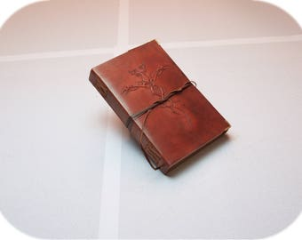 Dragon Leather Diary - Sketchbook - Journal -  *Handmade* - A5