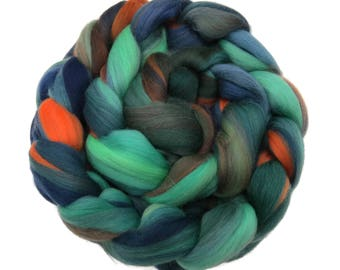 New! Superfine merino wool roving 19 microns 4 oz,Tempera Collection (Champs Elysée)