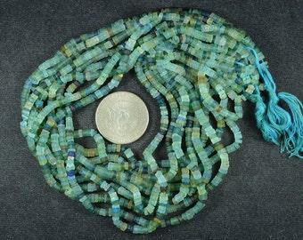 Roman Glass Beads -- Ancient Roman Glass  Heishi  Beads 1 STRAND 100- 200 BC 654