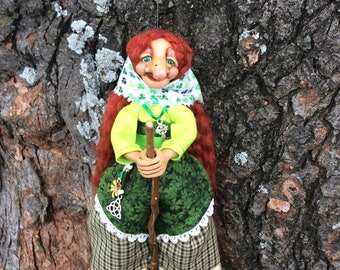 Kitchen Witch, Irish/Celtic