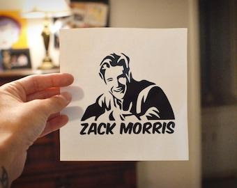 Zack Morris Decal
