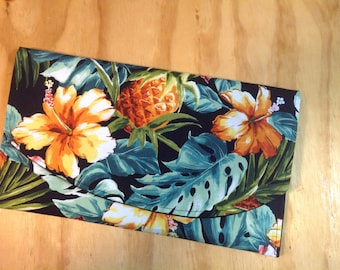 Tropical Pineapple Clutch