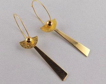 Hoop earrings - bug