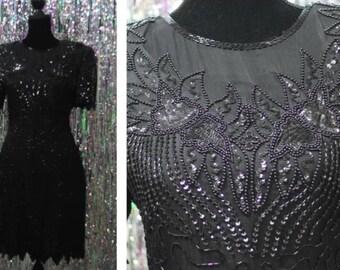 She Max Original 100% Pure Silk Dress (L) *Excellent Condition
