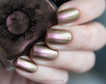 SPELL POLISH Magichromes™ ~Erasing History~ multichrome nail polish!