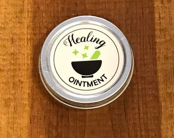 Healing Ointment - One 1/2 oz Tin
