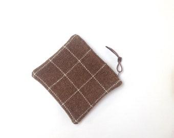 Manx Loaghtan Rare Breed Tweed Bag