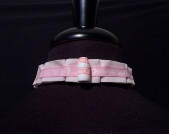 Collar Pink Milk Harajuku Lolita Daddy