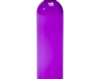 8 Ounce Purple Bullet Bottle Only