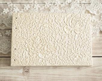 Ivory Wedding Album, Brag Book, 4 x 6 album, Photo Album, Wedding Photo Album, Love Photo Album, Photo Book, Brag Book, MADE TO ORDER