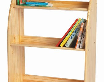 Little Colorado Modern Toddler Bookcase
