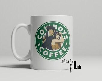 Cowboy Starbucks Coffee