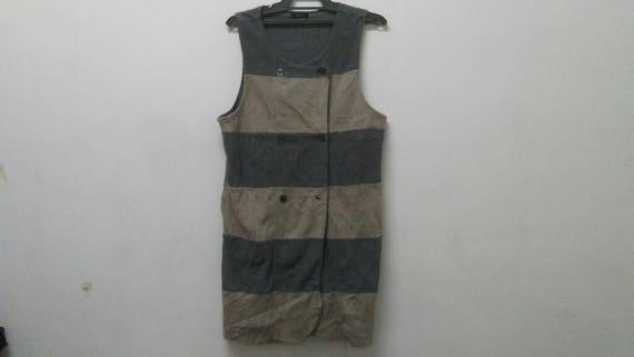 yamamoto designer living fashion jacket for Vintage long yohji Y's fleece sleeveless qwx6YYa