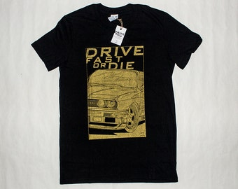 Drive fast or die T-shirt
