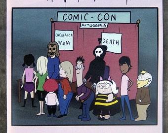 The Georgie Girls Meet Death