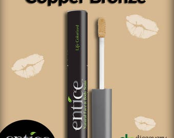Entice Copper Bronze Lip Stain