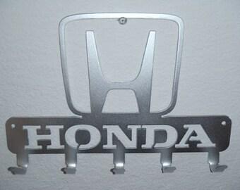 Key Rack Honda Metal Art