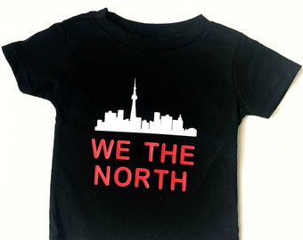 SALE - We The North Toronto Skyline Baby/Toddler T-Shirt and Onesie