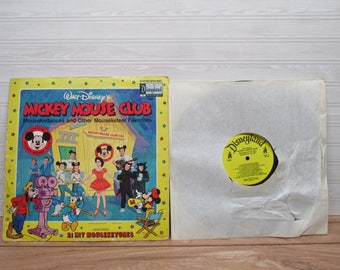 Disneyland Record/1975 Mickey Mouse Club Record/Walt Disney Mousketeers Record
