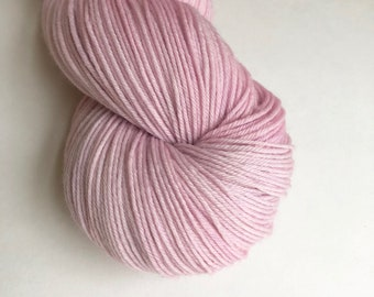 """Hand dyed sock yarn in """"OOAK One-of -a-Kind"""" colorway"""