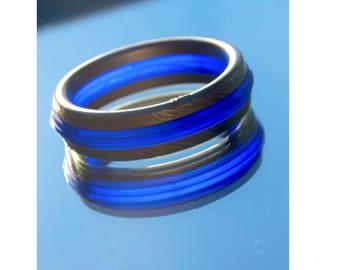 Claude Montana Bracelet, Lucite Bracelet, Designer Jewelry, French Designer, Modernist Bracelet, French Bracelet, Statement Jewelry