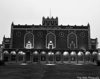 Greetings From Asbury Park, Asbury Park Convention Hall, 8x10 Inch Print