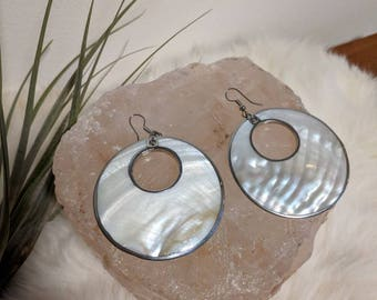 Bohemian Shell Earrings