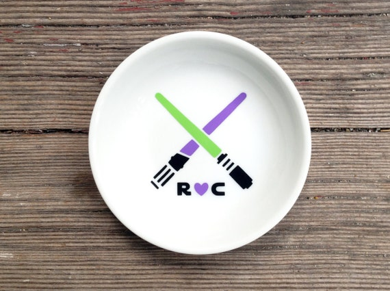 Ring Dish | Star Wars | Wedding | Engagement Gift | Personalized